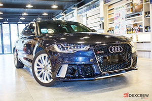 Audi RS6 Conversion Body Kit(2012-2015)